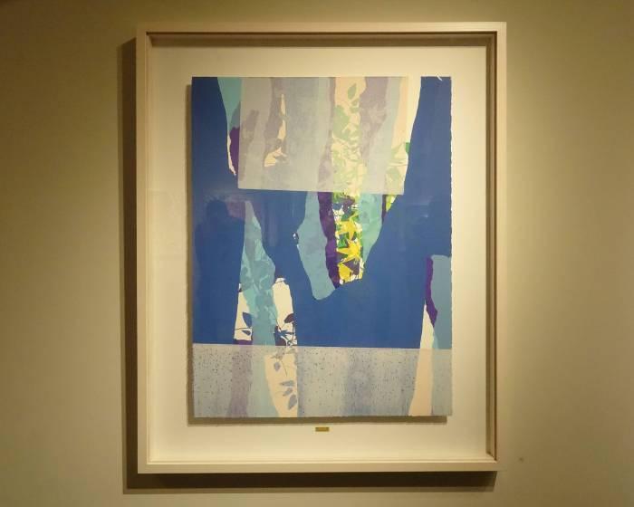 有璽藝術空間:對畫.對話 – 鐘有輝、林雪卿作品展
