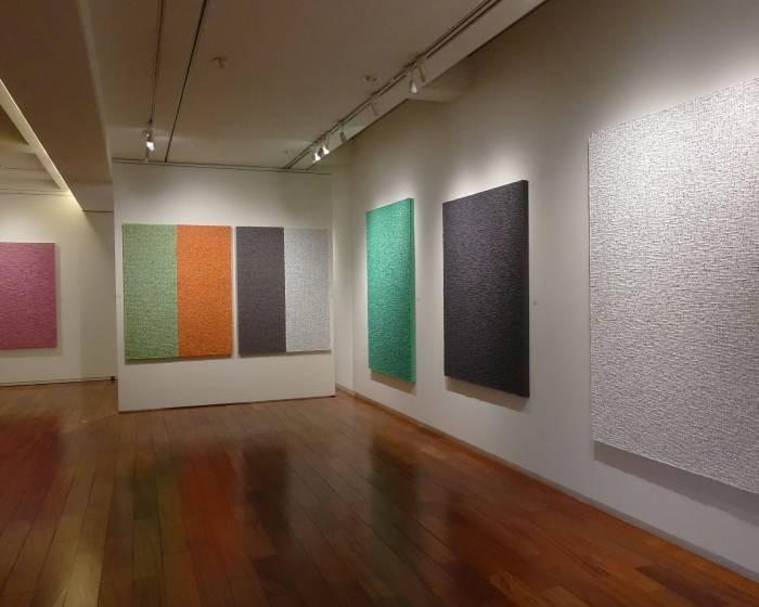 內在韻律與美學的交織-金泰浩台灣首個展