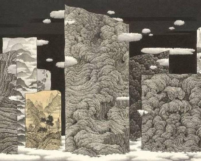 名山藝術【滾墨 · 圖誌】鄧卜君當代水墨展