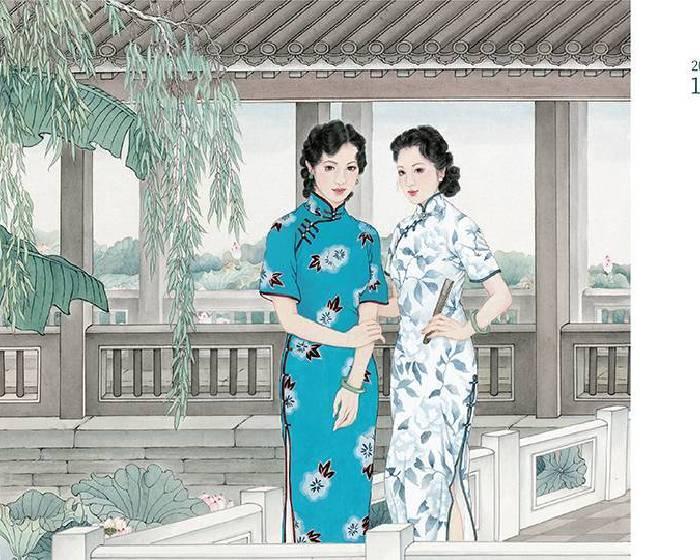 大觀藝術空間【流光‧佳媛—王意評個展】