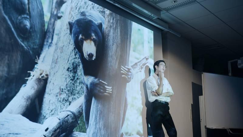 許家維 黑與白-熊貓 第四章:黑白熊