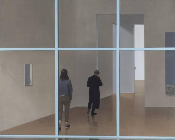 「去台北當代看什麼?」系列之二─佩斯畫廊Pace Gallery 「畫面裡的回音」─德國藝術家蒂姆•艾特爾(Tim Eitel)