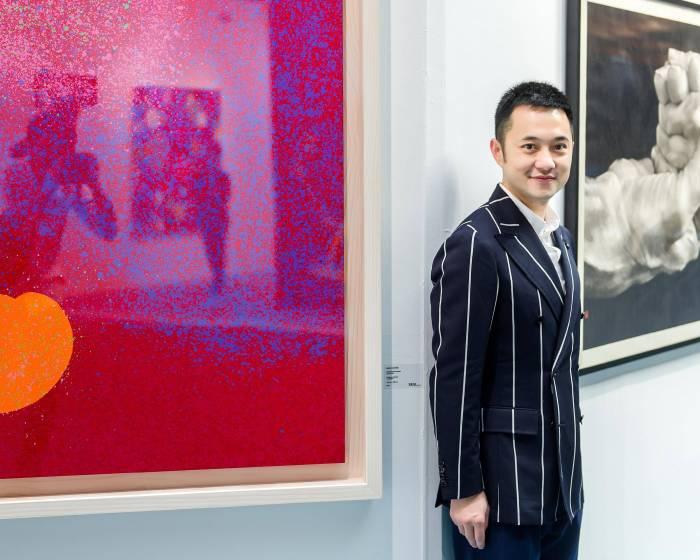 「水墨現場」台北展博會記者會直播 首座結合東方藝術與中國園林的藝術展會