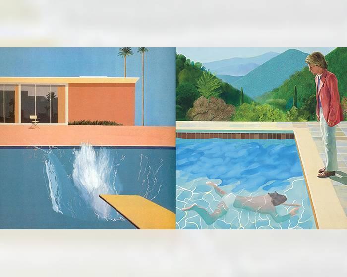 2018年藝術界熱議人物-「陽光老男孩的美麗世界」─ 大衛.霍克尼(David Hockney)