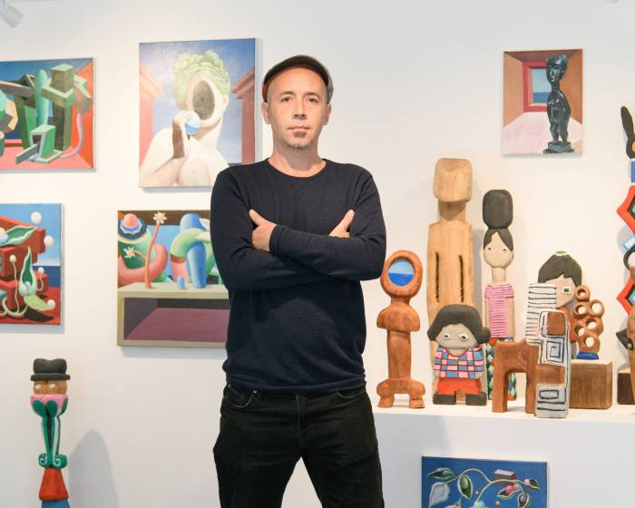 西班牙藝術家 阿里巴魯‧圖魯荷達 跨年個展 展現奇幻超現實想像