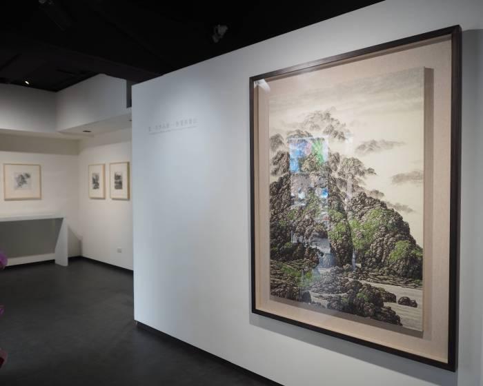 赤粒藝術:【夏一夫作品展—秋毫與泰山】