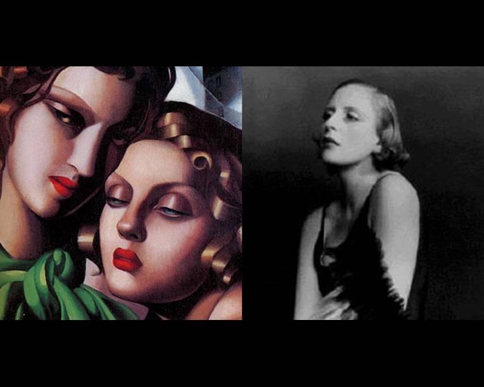 「誰才是女神?」 ─ 波蘭藝術家塔瑪拉•德•藍碧嘉(Tamara de Lempicka)