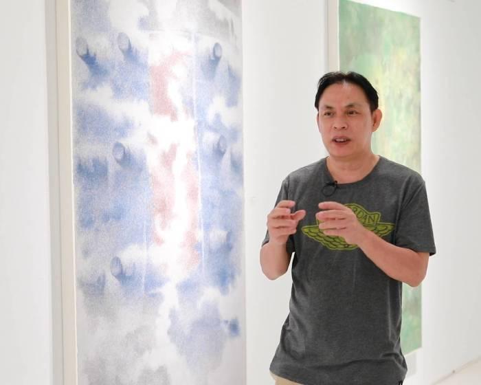 藝文直擊|大象藝術空間館:【沁一寂光---劉金桔個展Low Kim Chit solo exhibi
