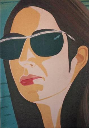 Ada with Sunglasses