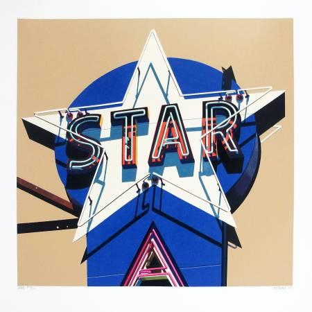 Robert Cottingham_Star