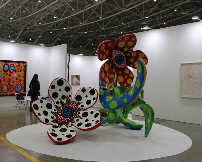 台北當代藝術博覽會Taipei Dangdai:國際重磅畫廊精選篇
