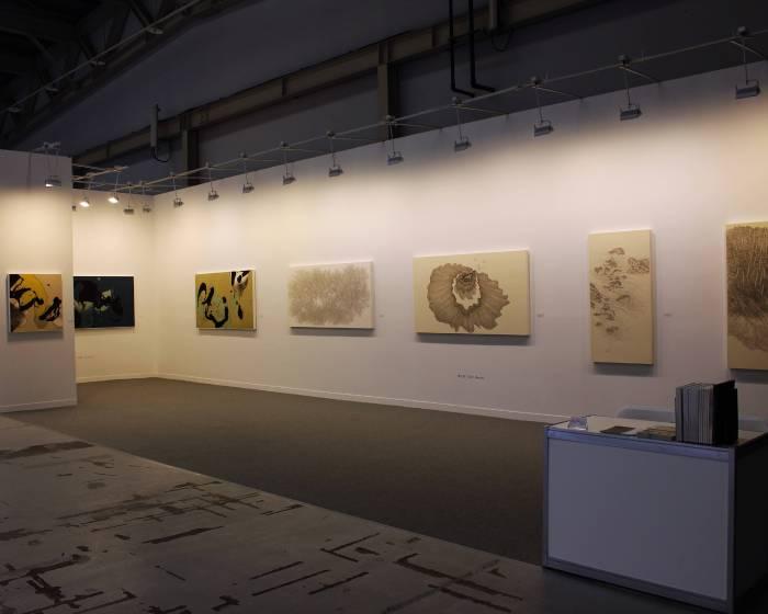 2019年首屆INK NOW  水墨現場展博會
