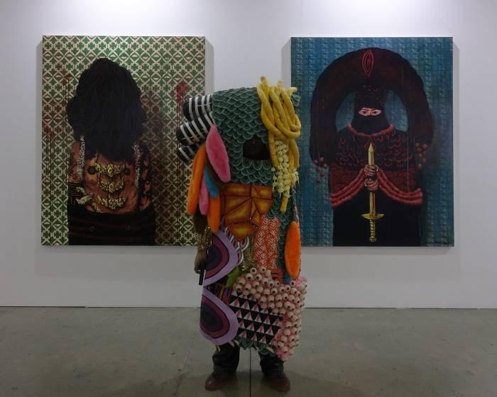 台北當代藝術博覽會TaipeiDangdai:新生畫廊計劃展區篇