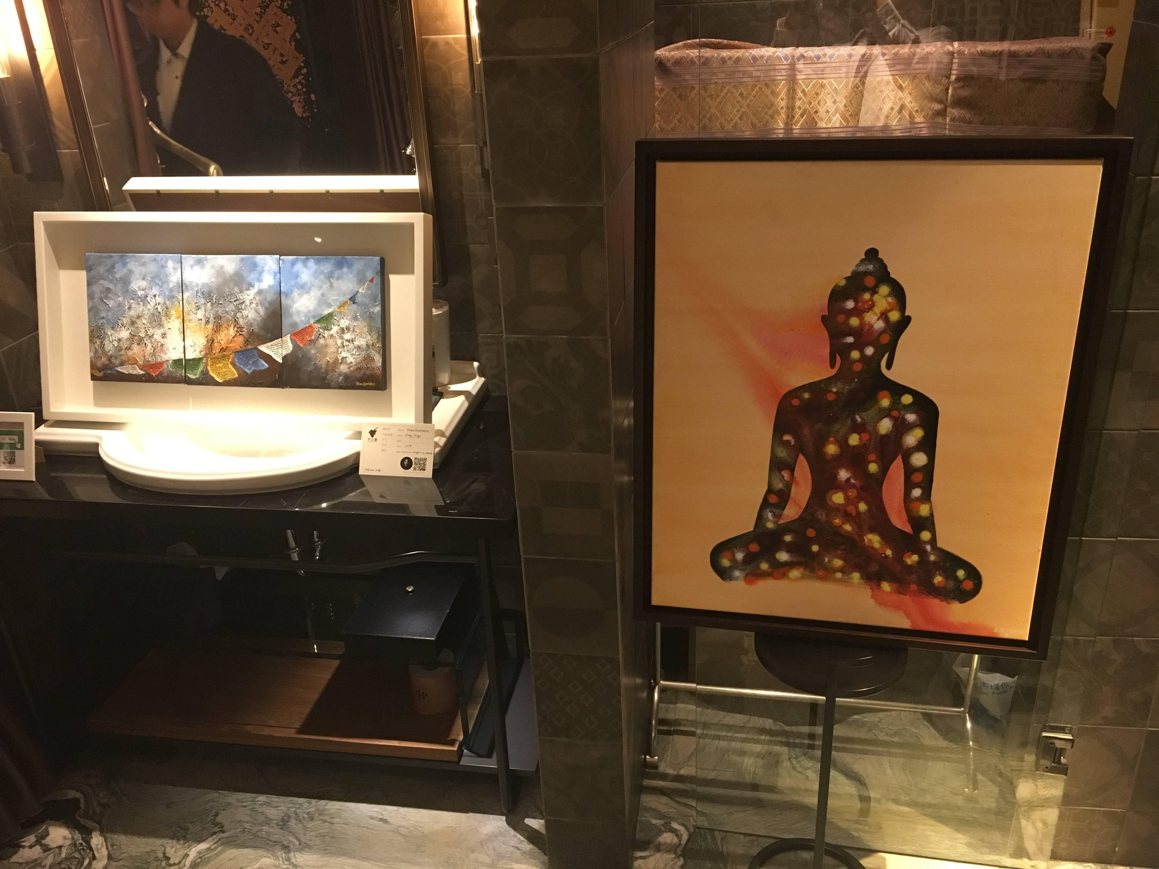 807-丹之寶展出作品。