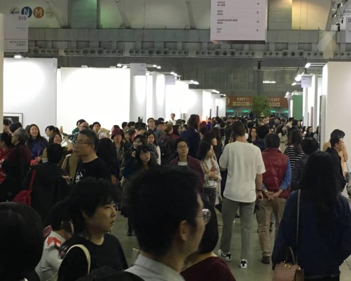 首屆台北當代藝術博覽會圓滿落幕 「藝術」和「新觀點」吸引逾28000觀展者