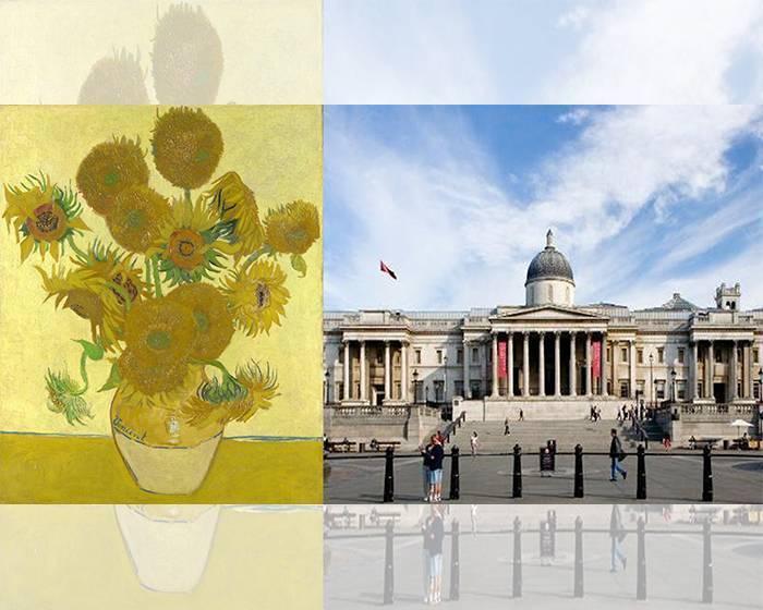 梵谷的向日葵將首次離開歐陸 2020年借展日本兩大館