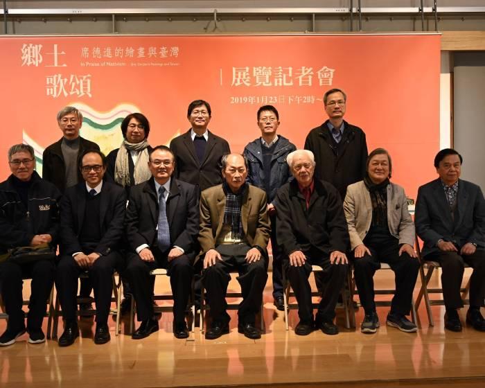「鄉土歌頌──席德進的繪畫與臺灣」特展 四大生活美學館同步展出