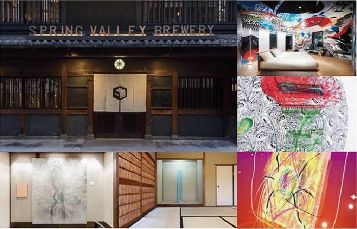 ARTISTS' FAIR KYOTO 2019_BLOWBALL衛星活動組圖