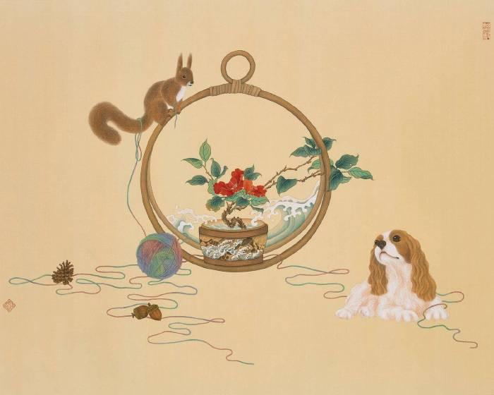 大觀藝術空間開春首檔展覽 香港藝術家卓家慧《時間的餘韻》首個展