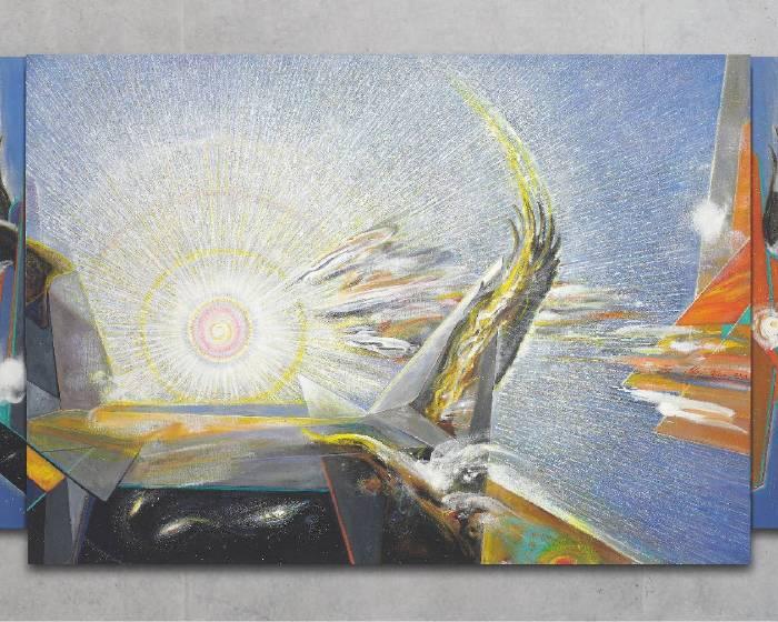 現代畫廊【星塵.雲雨巫山.狂斷腸- 黃海雲個展】黃海雲個展