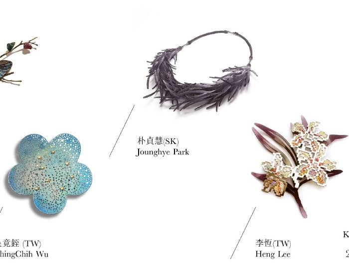 CC Gallery:【新紀元 當代首飾台韓巡迴展】Epoch - Taiwan and Korea contemporary jewelry joint exhibition