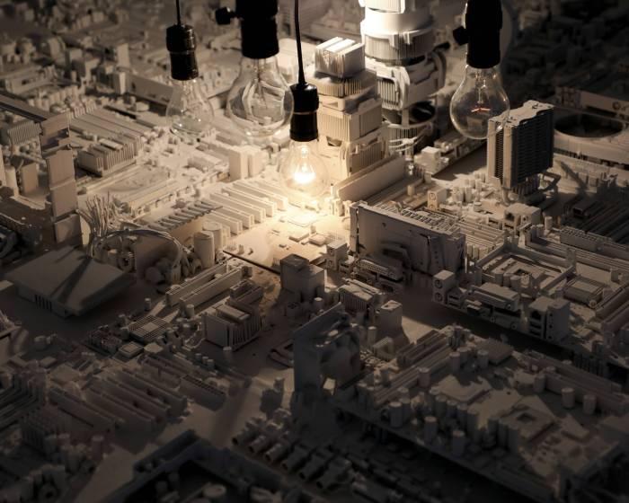 當科技成為新型態的信仰-黃贊倫個展《祂方》(iGod)