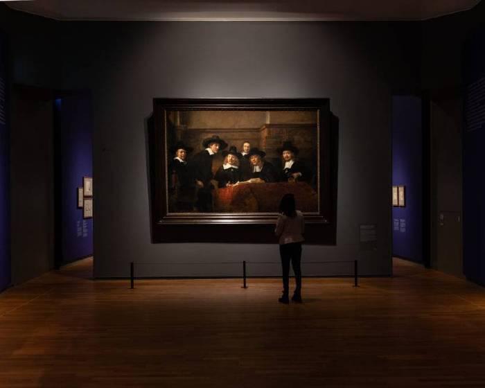 史無前例,一次性展出全部400件林布蘭的作品-林布蘭特展《All the Rembrandts》