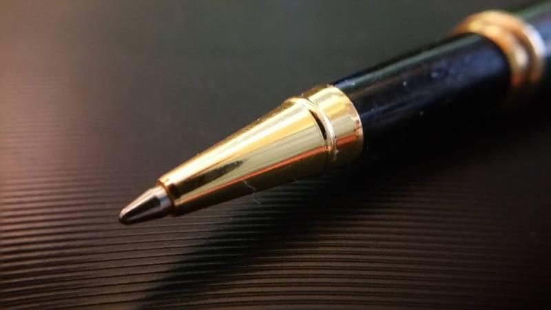 原子筆 Ballpoint pen