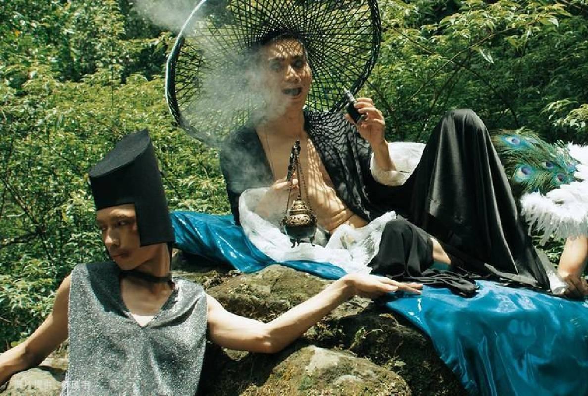 《唐朝綺麗男(邱剛健,1985)》