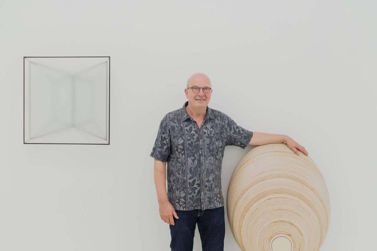 荷蘭當代藝術家雷諾.奧德霍恩首次個展「消失點」