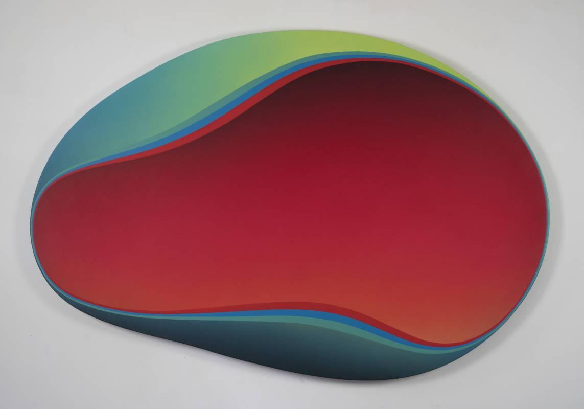 捷克當代藝術家 Jan Kaláb 首度個展 ─ Concentration 圓的進化