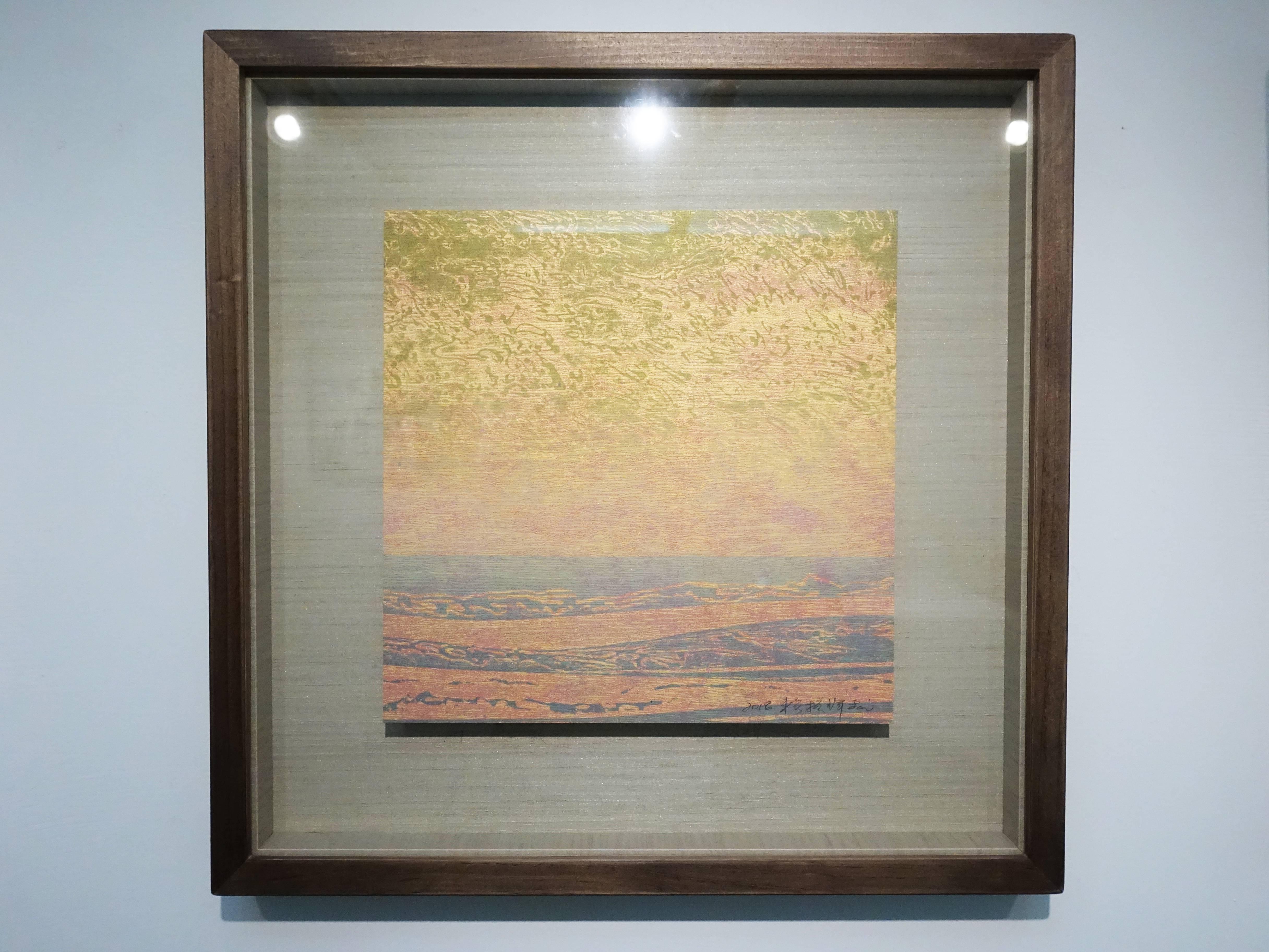 賴振輝,《海韻(二)》, 1/1,併用版,2018。