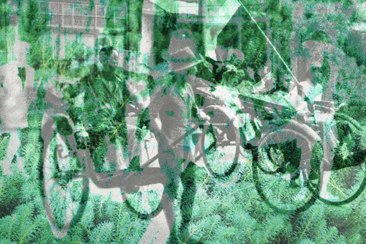 Grandma's Visual Diary7. Tale_4, 2018, Archival pigment print, 660 x 508 mm, courtesy of the artist