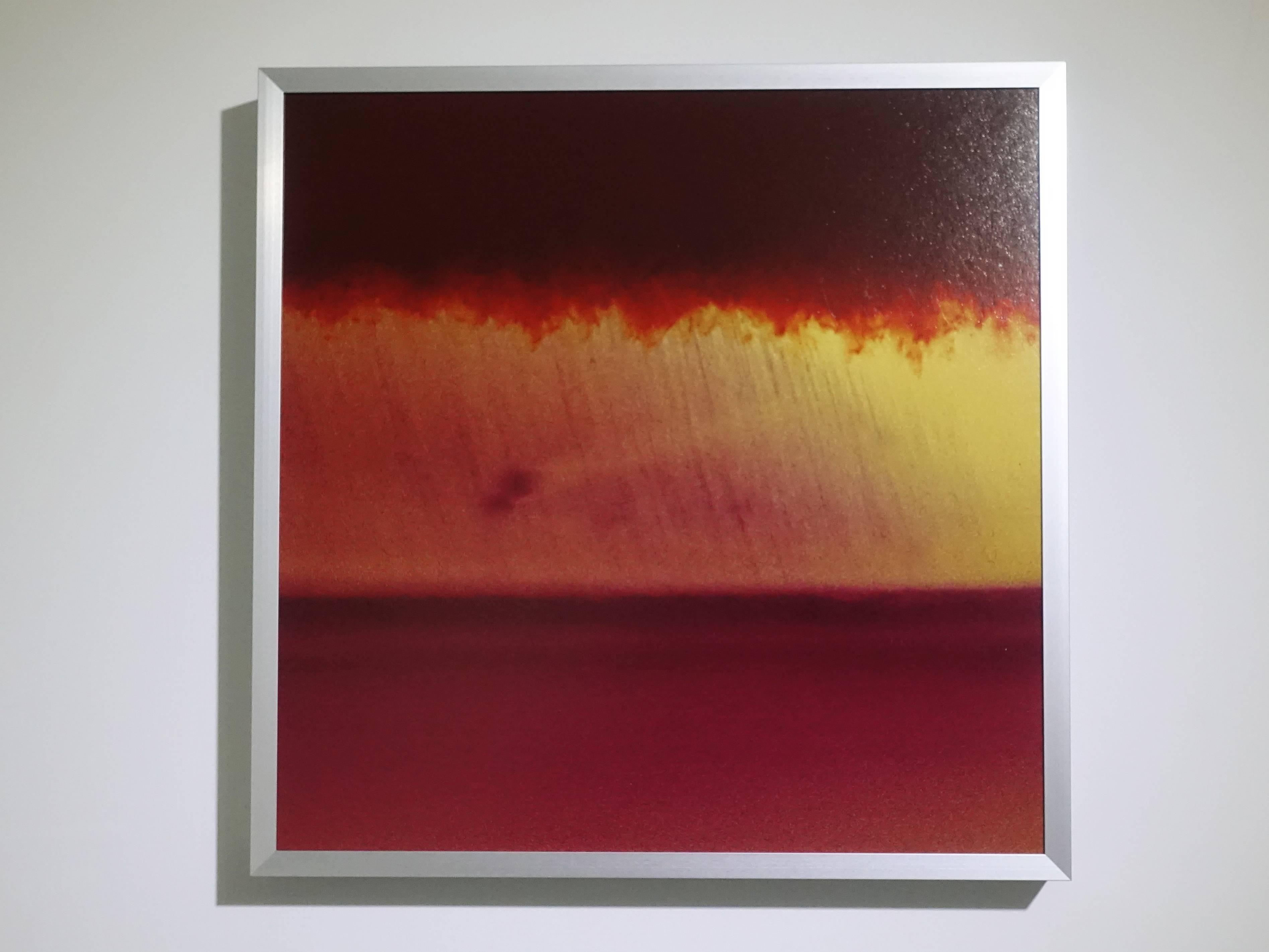 李國民,《一癡三十年》十(夢幻泉1985),30x30 cm,輸出於之為相紙,1997-2017。