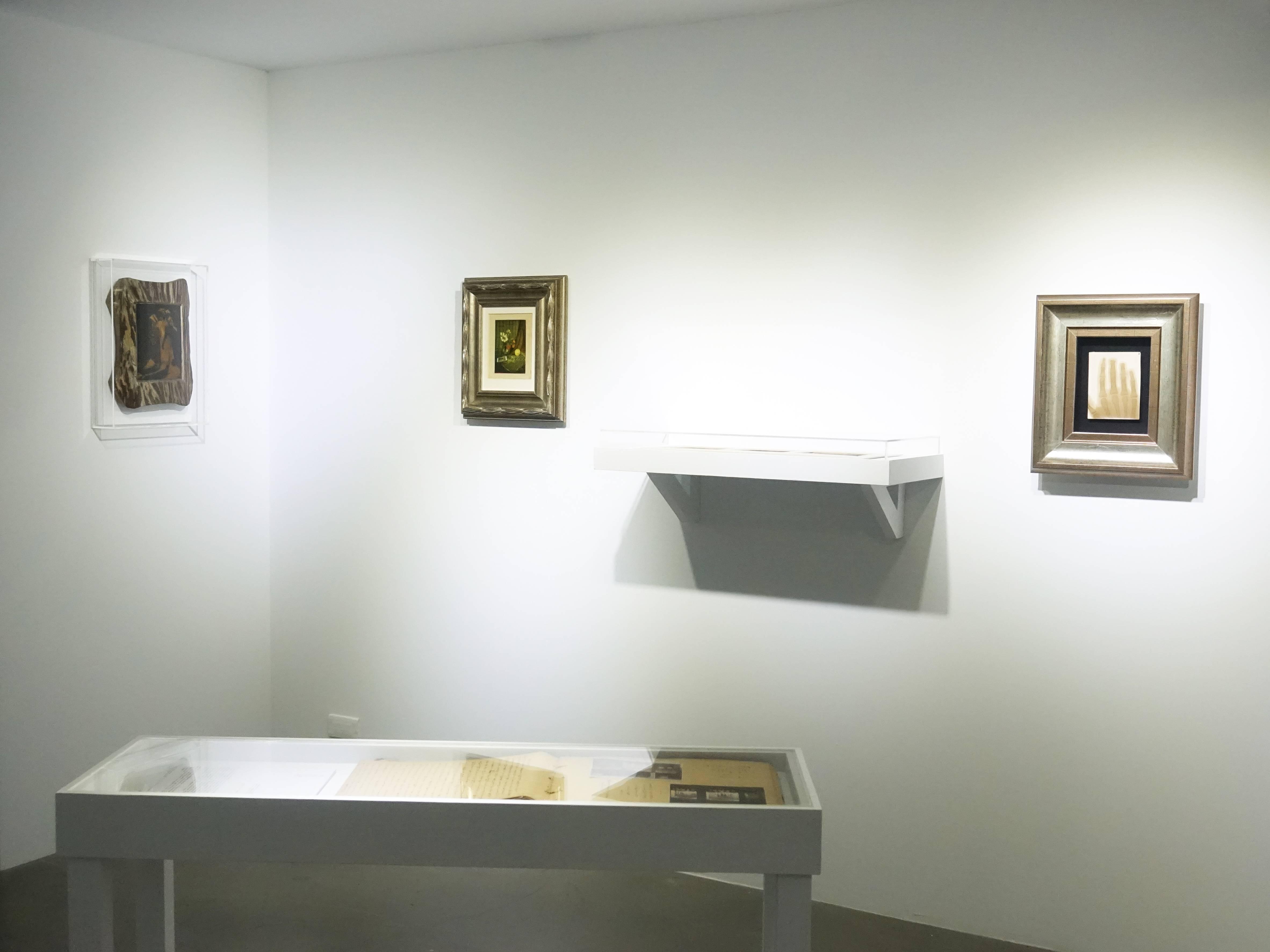 日動藝廊展出藝術家彭瑞麟攝影作品。