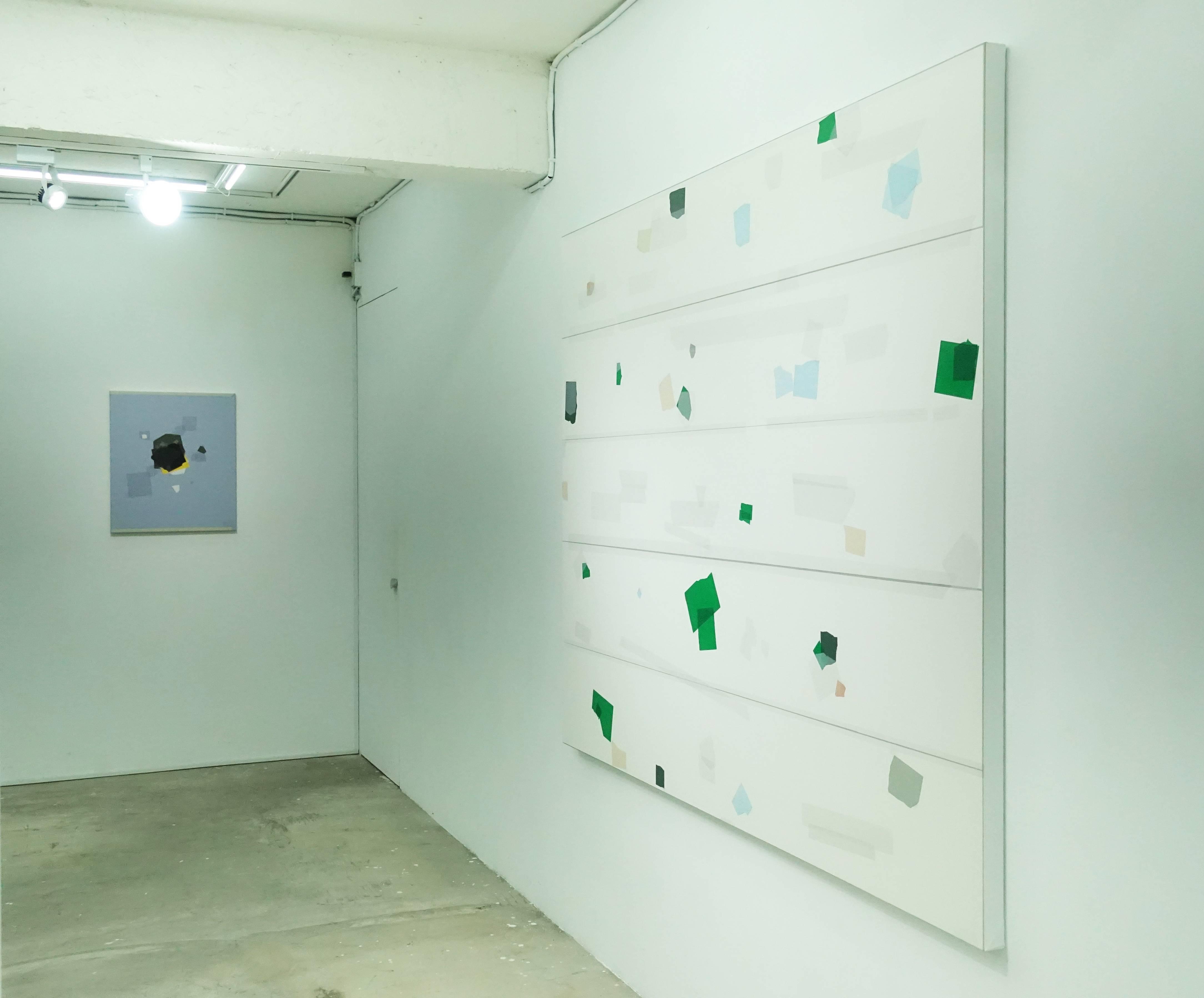路由藝術展出荷蘭藝術家基斯·古祖瓦德作品。