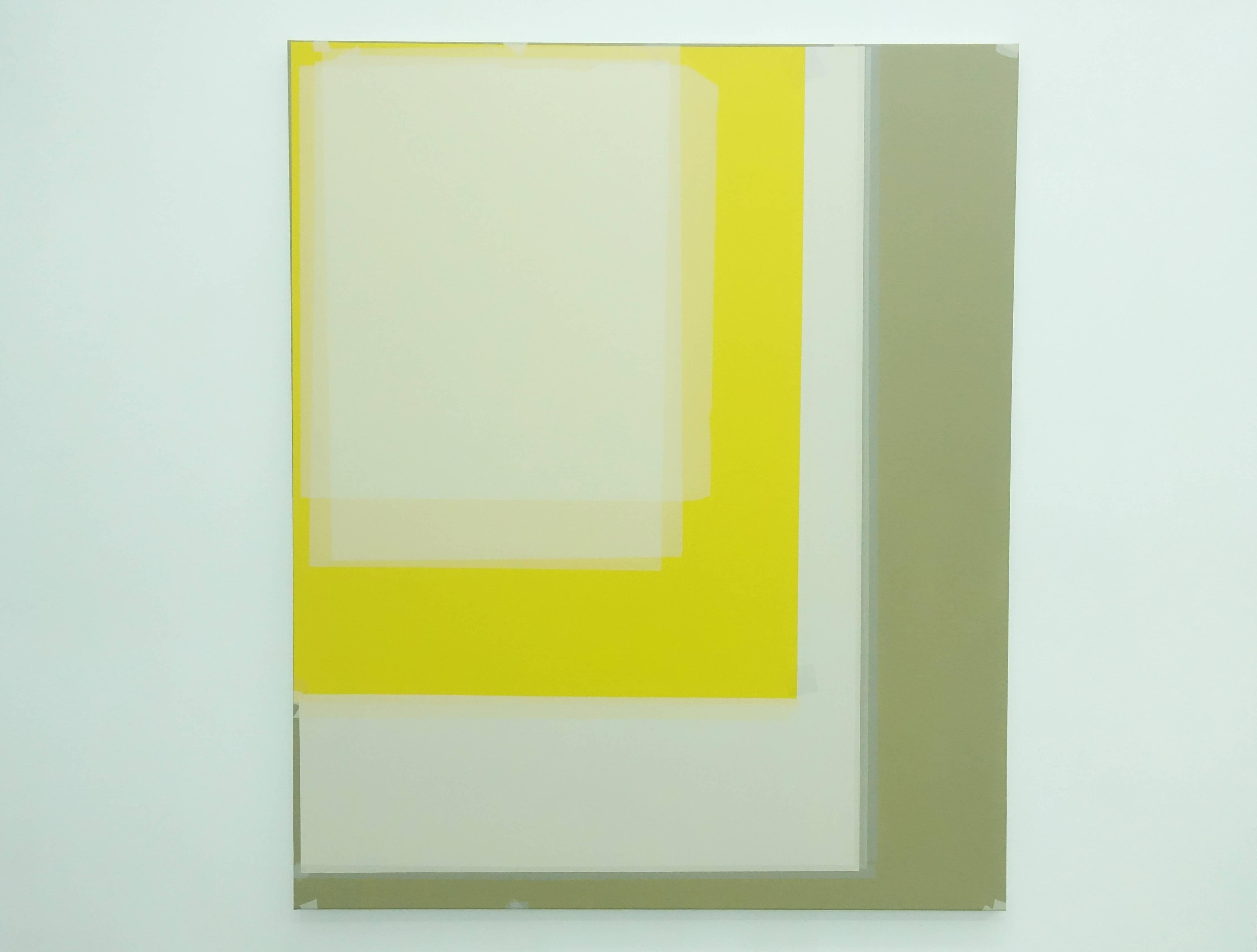 Kees Goudzwaard,《Storage藏》,Oil on canvas,120 x 100 cm,2018。