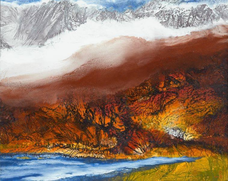 詹金水-藏北高原
