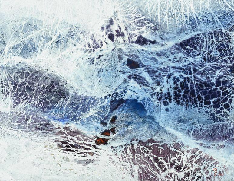 詹金水-雪景