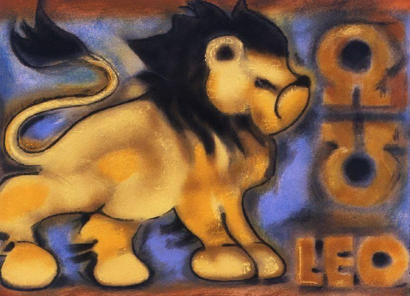 劉其偉-獅子座