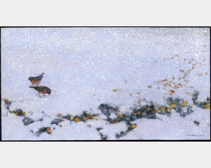 林順雄-初雪