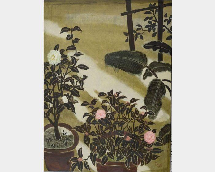 董小蕙-老院子-紅白粉茶