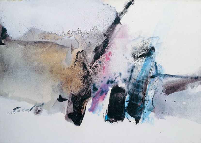 莊喆-雲破日出