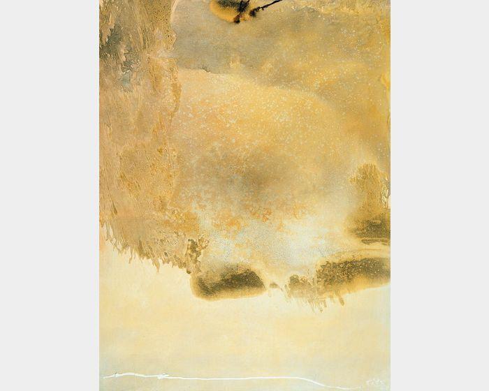 莊喆-抽象山水
