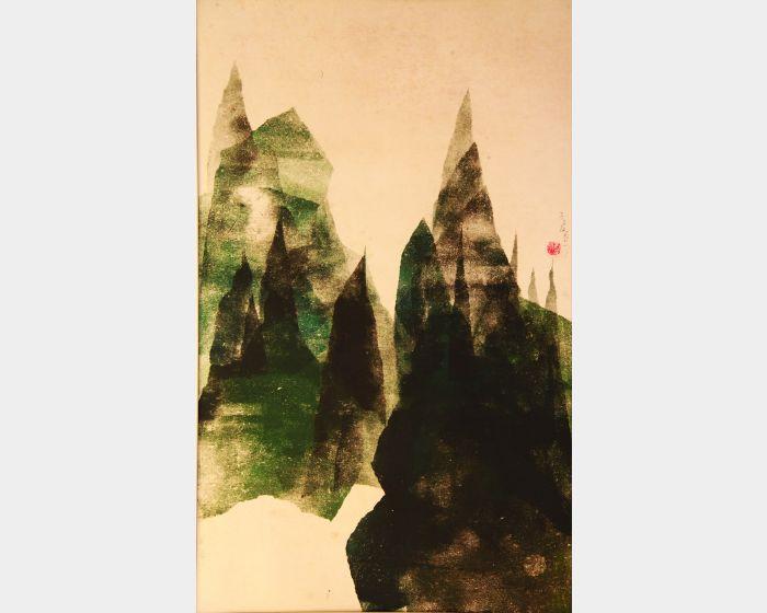 朱為白-尖山