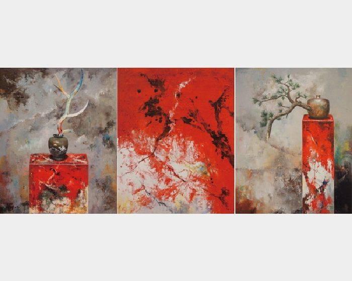 沈昊-雞血石