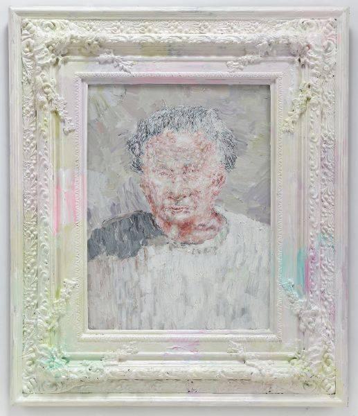 劉煒-肖像-姥姥