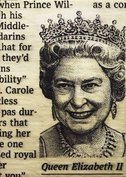 Jose Maria Cano-伊莉莎白女王二世  Queen Elizabeth II