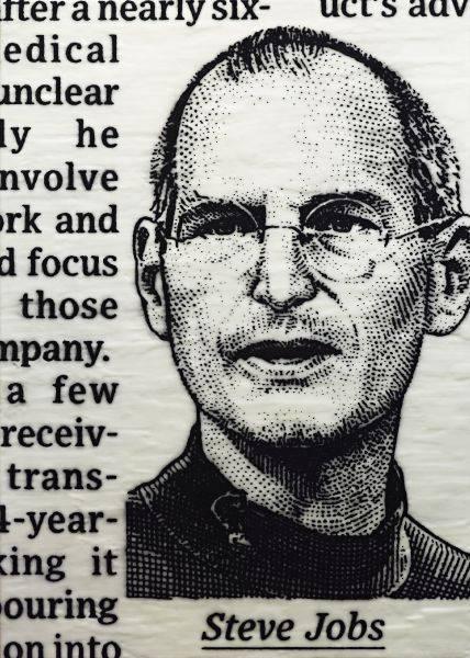 Jose Maria Cano-史蒂夫.賈柏斯 WS100- Steve Jobs