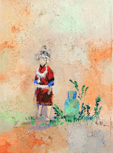 李超-苗族姑娘